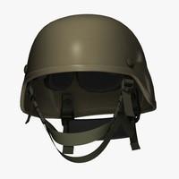 3d helmet mach