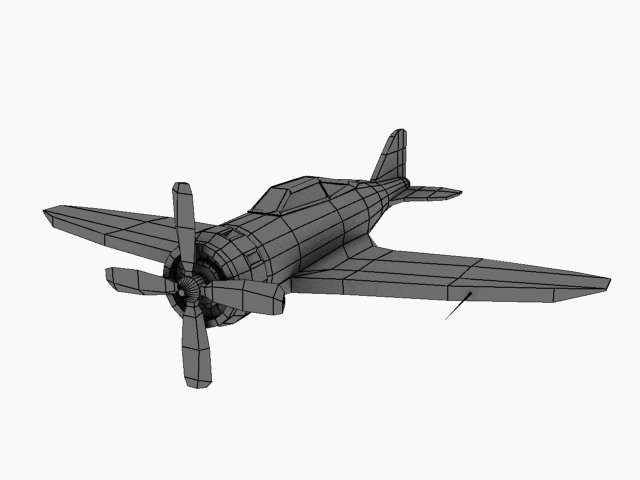 free max mode plane