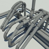 3ds max 13 pipe fittings