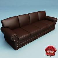 3d 3ds sofa v13