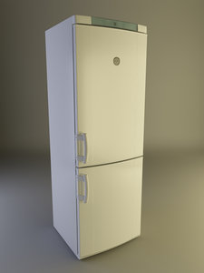 electrolux refrigerator 3d max