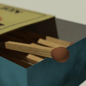 match box 3d 3ds