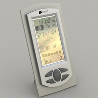 digital weather station max