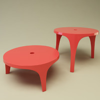 3ds max albert tables victoria