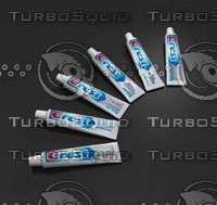 Crest Toothpaste Tubes