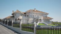 Big mediterranean villa