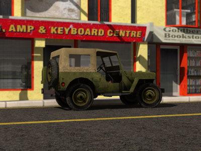 ma army jeep