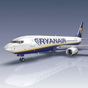 maya aircraft 737-800