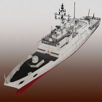 Comandante Ship