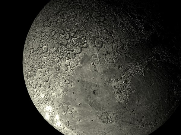 3dsmax moon