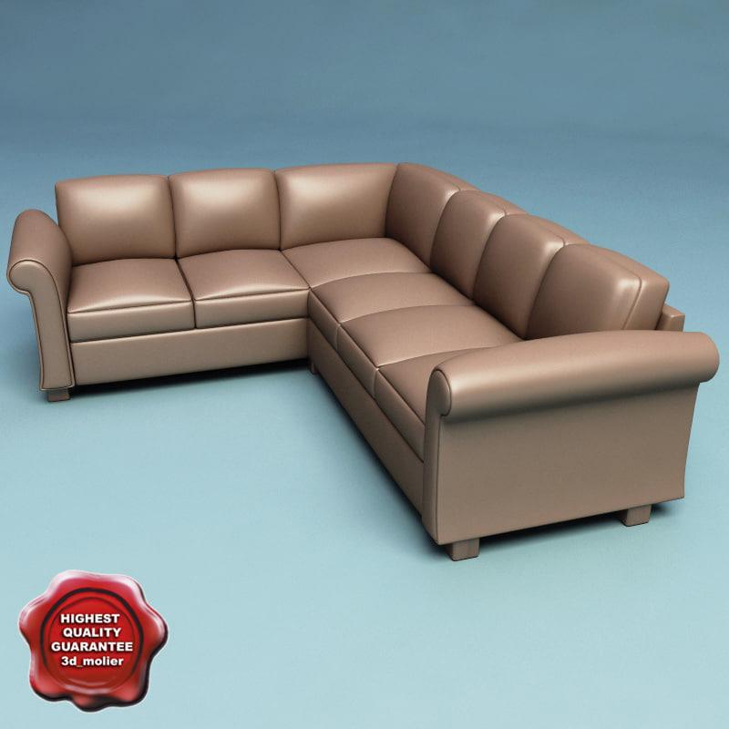 3d sofa v18 model