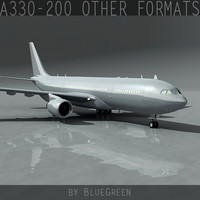 Airbus A330-200 S