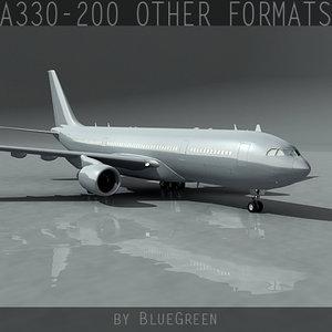 maya airbus a330-200