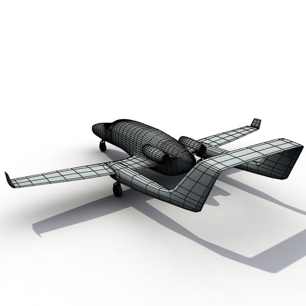 adam aircraft a700 3d 3ds