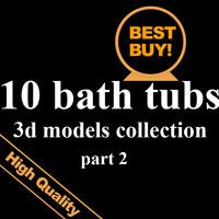 10 bath tubs(2)