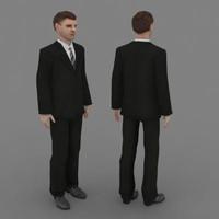 business man02