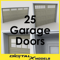 Garage Doors Collection