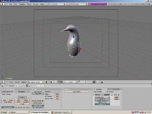 blender penguin