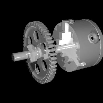 3d tools model
