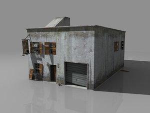 ma abandoned building