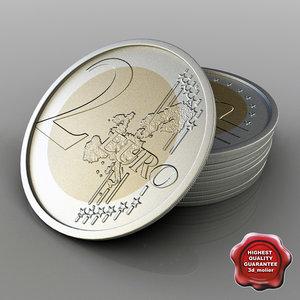 3d 2 euro