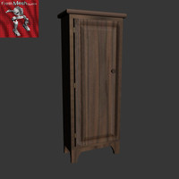 3ds max cabinet use prop