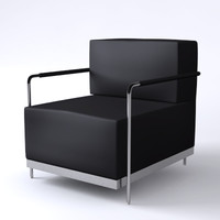 3d model contemporary casper