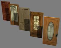 max 5 doors