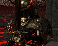 knight armour 3d max