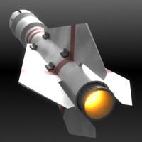 3d missile