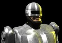 3d robocop robo cop
