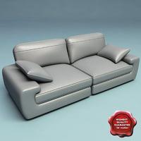 3d sofa v22 model