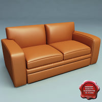 3d max sofa v28
