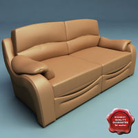 sofa v41 3d model