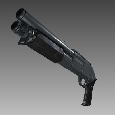 assault shotgun gun max