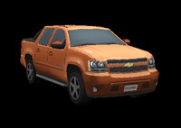 max 2007 chevy avalanche