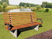 bench 3ds free