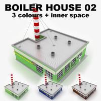3d boiler-house 02