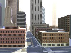 city roads 3d 3ds