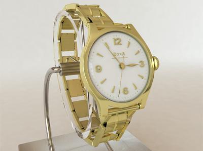 ma old doxa watch
