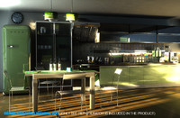 "SMEG 50""s Retro Freezer  (HD)"