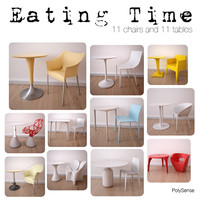 3d eating time