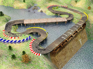 maya race circuit