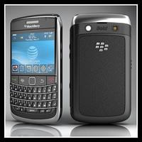 blackberry bold 9700 3d model