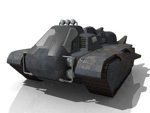 maya mvd scout tank