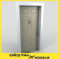 Residential Entry Door 15