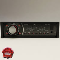cd tuner pioneer deh-3110ub 3d 3ds