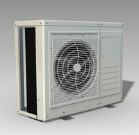 3ds air conditioning door unit