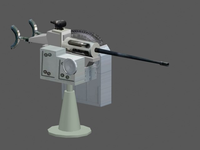 3ds max weapon systems