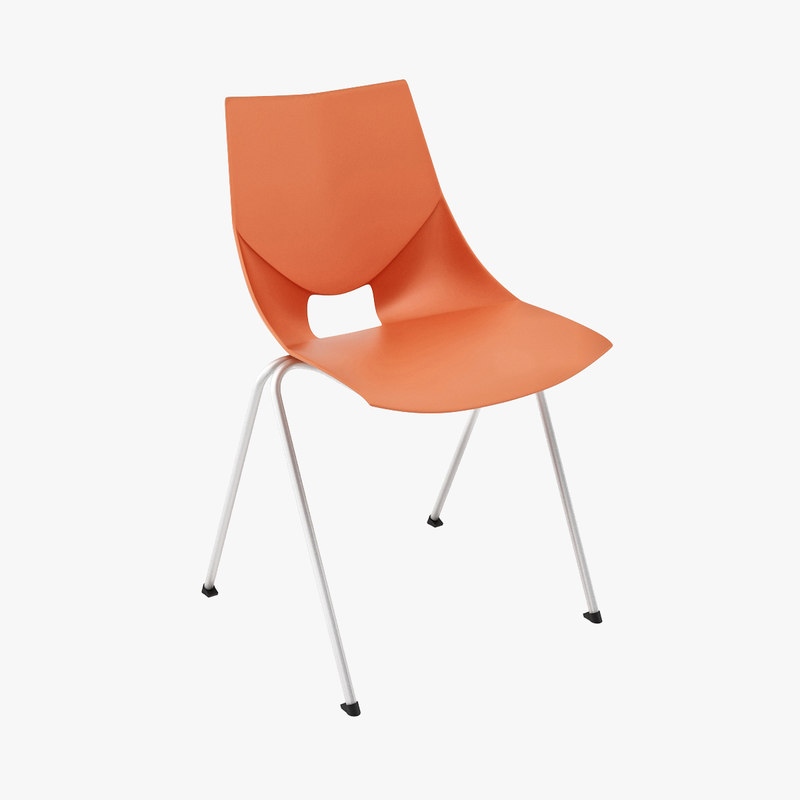 3d modern stacking chair mobexpert